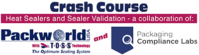 heat sealers and sealer validation course